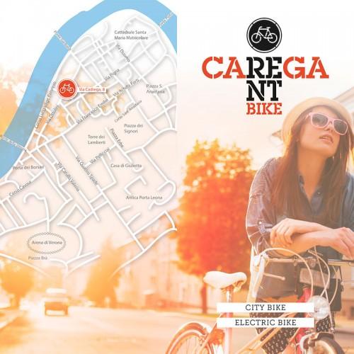 Carega Bike Verona - TOUR IN BICICLETTA